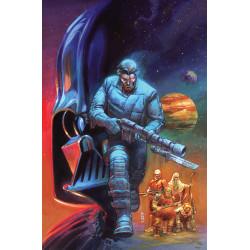STAR WARS TARGET VADER 1