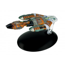 KRENIM WARSHIP STAR TREK STARSHIPS NUMERO 149