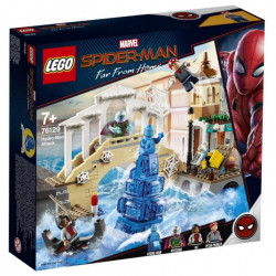 HYDRO MAN ATTACK SPIDER-MAN FAR FROM HOME LEGO BOX FIGURE 76129