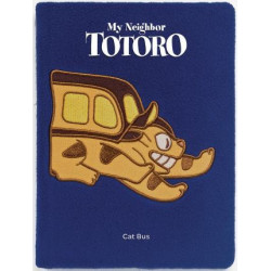 CAT BUS MY NEIGHBOR TOTORO A5 JOURNAL
