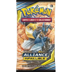 BOOSTER POKEMON SOLEIL ET LUNE 10 - ALLIANCE INFAILLIBLE
