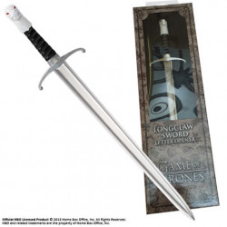 LONGCLAW JON SNOW GAME OF THRONES OUVRE-LETTRES GRAND-GRIFFE