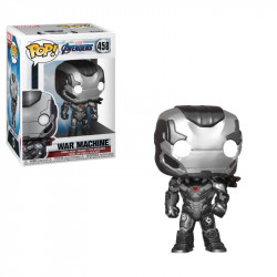 WAR MACHINE AVENGERS ENDGAME POP! MOVIES VINYL FIGURINE 9 CM