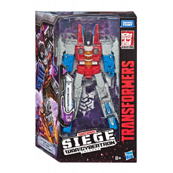 STARSCREAM TRANSFORMERS GENERATION WAR FOR CYBERTRON ACTION FIGURE
