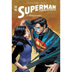 SUPERMAN L'HOMME DE DEMAIN TOME 2 - DC RENAISSANCE