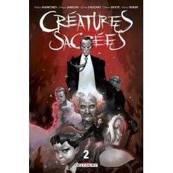 CREATURES SACREES - T02