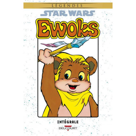 STAR WARS EWOKS INTEGRALE