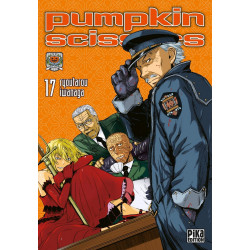 PUMPKIN SCISSORS T17