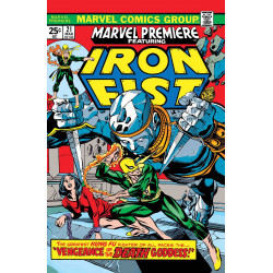 TRUE BELIEVERS IRON FIST MISTY KNIGHT