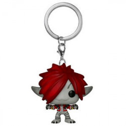 SORA MONSTERS INC KINGDOM HEARTS 3 POCKET POP! VYNIL FIGURE KEYCHAIN