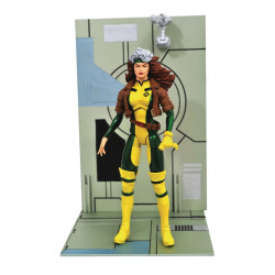 ROGUE MARVEL SELECT ACTION FIGURINE 18 CM