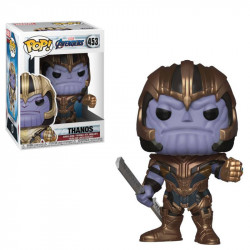 THANOS AVENGERS ENDGAME POP! MOVIES VINYL FIGURINE 9 CM