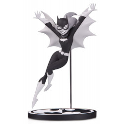 BATGIRL BY BRUCE TIMM DC COMICS BLACK AND WHITE STATUE