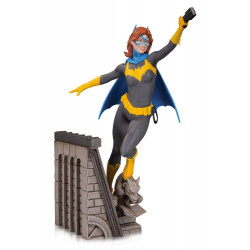 BATGIRL BATMAN FAMILY DC COMICS MULTI PART STATUE