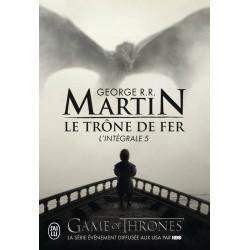L'INTEGRALE - LE TRONE DE FER - T05
