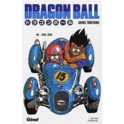 DRAGON BALL (EDITION ORIGINALE) - TOME 15