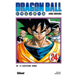 DRAGON BALL (EDITION ORIGINALE) - TOME 24