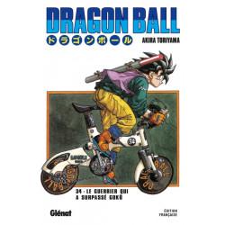 DRAGON BALL (EDITION ORIGINALE) - TOME 34