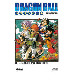 DRAGON BALL (EDITION ORIGINALE) - TOME 36