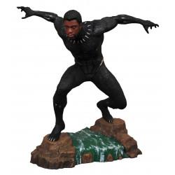 BLACK PANTHER UNMASKED MARVEL MOVIE GALLERY