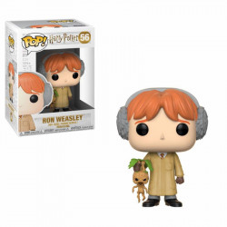 RON WEASLEY HERBOLOGY HARRY POTTER FUNKO POP! MOVIES VINYL 9 CM