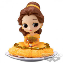BELLE BEAUTY AND THE BEAST Q POSKET SUGIRLY DISNEY PVC FIGURE