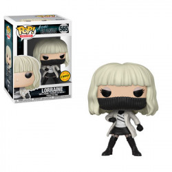 LORRAINE ATOMIC BLONDE CHASE VERSION POP! MOVIES VYNIL FIGURE