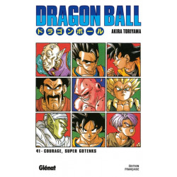 DRAGON BALL (EDITION ORIGINALE) - TOME 41