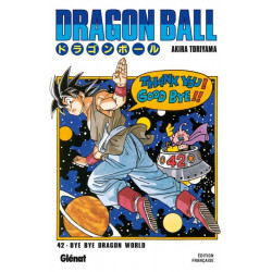 DRAGON BALL (EDITION ORIGINALE) - TOME 42