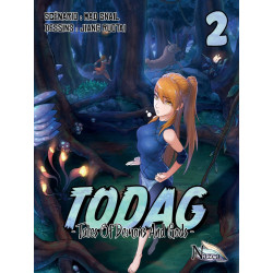 TODAG - TALES OF DEMONS AND GODS T02