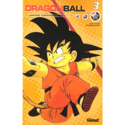 DRAGON BALL (VOLUME DOUBLE) - TOME 03