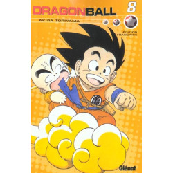 DRAGON BALL (VOLUME DOUBLE) - TOME 08