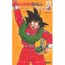 DRAGON BALL (VOLUME DOUBLE) - TOME 15