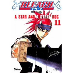 BLEACH - TOME 11 A STAR AND A STRAY DOG