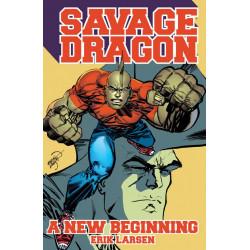 SAVAGE DRAGON A NEW BEGINNING TP