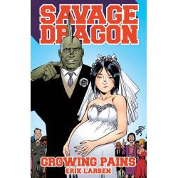 SAVAGE DRAGON GROWING PAINS TP