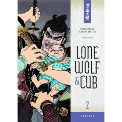 LONE WOLF CUB OMNIBUS TP VOL 2