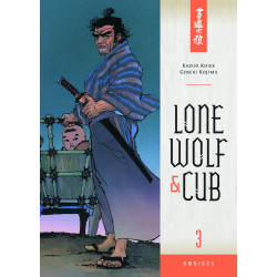 LONE WOLF CUB OMNIBUS TP VOL 3