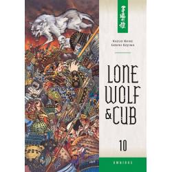 LONE WOLF CUB OMNIBUS TP VOL 10