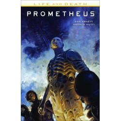 PROMETHEUS LIFE AND DEATH TP VOL 1