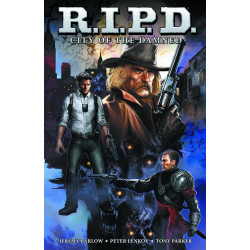 RIPD TP VOL 2 CITY OF DAMNED