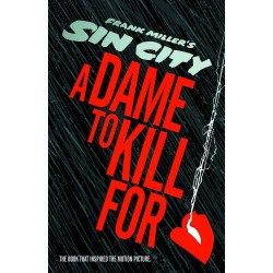SIN CITY A DAME TO KILL FOR HC