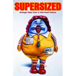 SUPERSIZED STRANGE TALES FROM FAST FOOD CULTURE GN
