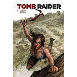 TOMB RAIDER LIBRARY EDITION HC VOL 1