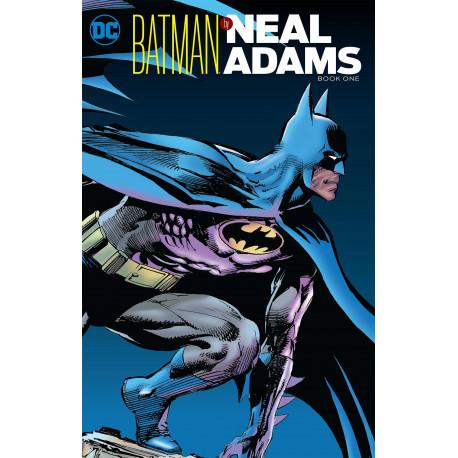 BATMAN BY NEAL ADAMS TP BOOK 1