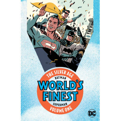 BATMAN SUPERMAN IN WORLDS FINEST TP VOL 1 THE SILVER AGE