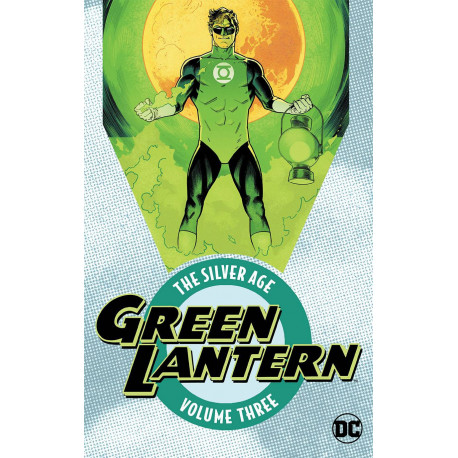 GREEN LANTERN THE SILVER AGE TP VOL 3