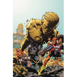 HEROES IN CRISIS THE PRICE AND OTHER TALES HC