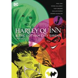 HARLEY QUINN THE GOTHAM CITY SIRENS OMNI HC NEW ED
