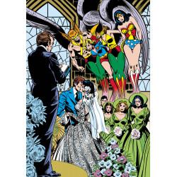 JLA THE WEDDING OF THE ATOM JEAN LORING HC
